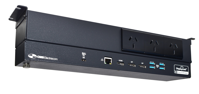 Tech-Hub USB-C Docking Station | CMS Electracom - Australia