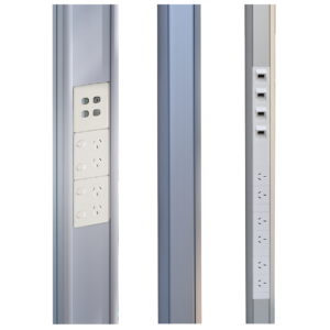 Ducting, Trunking & Power Poles - image