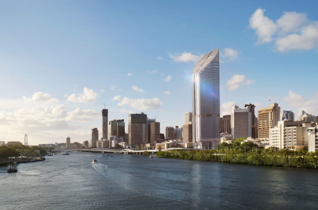 1 William St, Brisbane QLD - image 1
