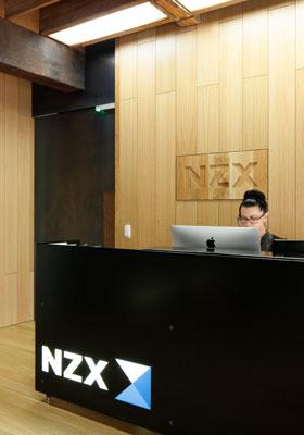 NZX Office . Wellington . NZ - image 1