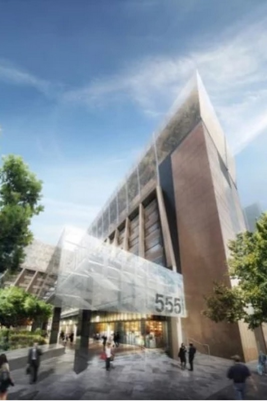 Uq Forgan Smith Building Queensland Qld Cms Electracom