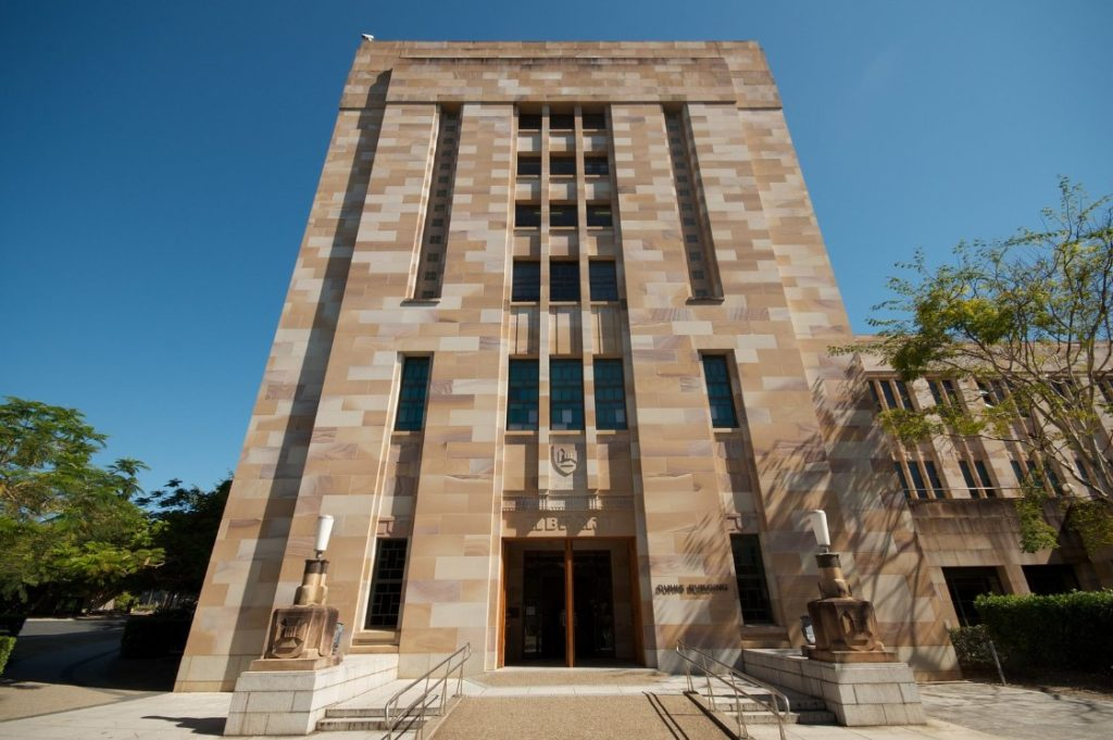 University of Queensland -  Duhig Library - image 1