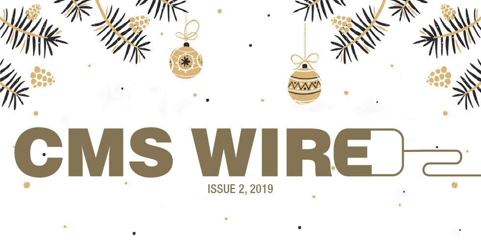 CMS Wire | Issue 2, Q3 2019 - image