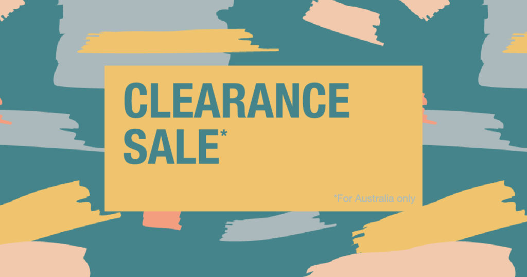 May Clearance Sale - image