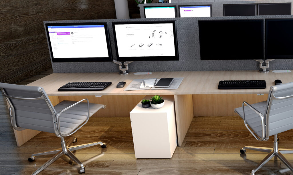 Hybrid workforce model – the future of the workplace - image